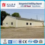 Galvanizado en caliente de almacén de la estructura de acero de bajo precio