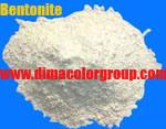 La bentonite utilisée dans le verre trempé de la peinture, de l'asphalte, l'industrie de la Peinture Peinture