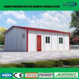 Camera prefabbricata pieghevole duplex prefabbricata del container del pacchetto piano di piegatura