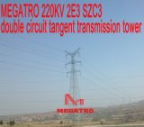 Megatro 220kv 2e3 Szc3 doppelter Kreisläuf-Tangente-Übertragungs-Aufsatz