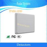 Детектор Dahua 24-часового непрерывного сканирования в режиме реального времени для обнаружения радиолокационной системы (PFM861-B300)
