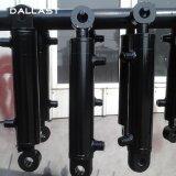 Heavy Duty longue course de piston du vérin hydraulique de type à des fins industrielles