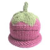 Der neue moderne Entwurf stricken Baby-Kind-Hut mit der Hand
