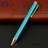 새로운 도착 볼펜 기념품 금속구 펜