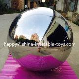 قابل للنفخ صنع وفقا لطلب الزّبون صغيرة مرآة كرة لأنّ عرض