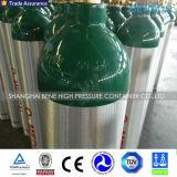 Beste auserlesene Ausrüstungs-medizinischer Aluminiumsauerstoffbehälter