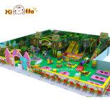 Strumentazione dell'interno del campo da giuoco del centro poco costoso del parco di divertimenti