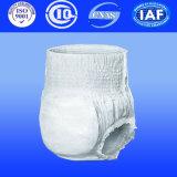 Type remplaçable couche-culotte de culotte de prix concurrentiel de bonne qualité pour le constructeur adulte de couches-culottes de Chine