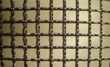 高品質のステンレス鋼のひだを付けられた金網