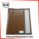 De met de hand gemaakte Dekens van het Bamboe van de Vloer van de Kwaliteit met Gevoeld Niet-geweven