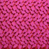 Fios de leite peixes bordadas Lace roupas para as mulheres têxteis