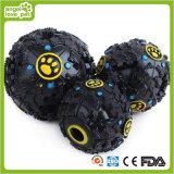 Vinile che suona i giocattoli della sfera dell'Sfera-Alimento dell'animale domestico (HN-PT224)