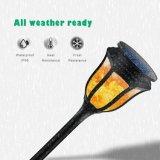 La luz de la Plataforma Solar El parpadeo de las llamas con nuestra propia patente de diseño