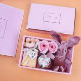 주문 로고 단것 저와 결혼식 호의 상자 선물 포장 상자 결혼할 것이다