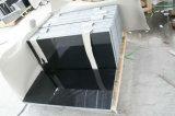 Mattonelle di pavimento più poco costose del granito del nero del granito 60X60cm