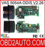 Самая низкая цена 5054A Odis VAS V2.26 Bluetooth для Audi VW Skoda Seat (1996y-2015y) Multi-Languages VAG диагностического прибора