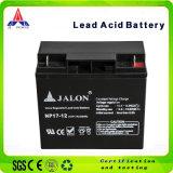 SLA libre de mantenimiento de la batería para el sistema de alimentación de emergencia (12V17AH)