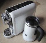 Aprovisionamento ETL Máquinas Comerciais para Café Espresso com Leite Frother