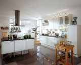 Meubilair van de Keuken van het Ontwerp van Ritz het Nieuwste Moderne
