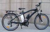 bicicletta elettrica della batteria di litio della città 180W~250W con Shimano Derailleur (TDE-003)