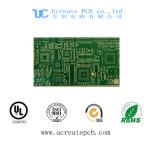 La rígida de circuito impreso PCB Fabricante con UL