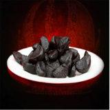 um alho preto descascado Elevado-Nutrição
