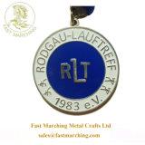 Custom hacer su propio mosaico de mármol Premio Medalla de la ejecución de medallón