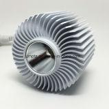 해바라기 방열기 CNC 부속, CNC/CNC 맷돌로 갈기 기계로 가공