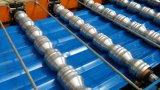 Azulejos esmaltados que cubren el rodillo del panel que forma el fabricante de la máquina hecho en China
