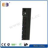 Smart armoire 0U PDU Installation verticale de l'unité de distribution de puissance