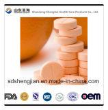 Produto Effervescent certificado PBF da tabuleta da vitamina C do OEM