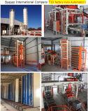 Dell'impianto del blocco in calcestruzzo