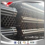 ASTM A53 GR. Tubo de acero negro del horario 40 ERW de B