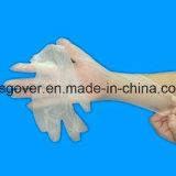 Одноразовые перчатки из ПВХ исследования порошка свободной