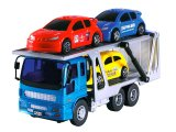 Friction Truck Friction Trailer Toy Vehicle Car Toy (H3150275)