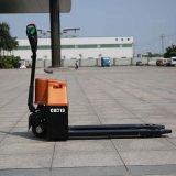 Высокий стандарт 1.5t Semi-Electric Eifficiency Ce самоходный погрузчик для транспортировки поддонов (КБР15)