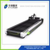 800W Laser de fibra de metal CNC Cutting 6015