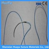 Sutura quirúrgica (absorbible y no reabsorbible)