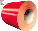 装飾のためのアルミニウムによって着色されるコイル1100赤いカラー
