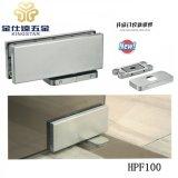 Geen Gravende Montage Hpf100 van het Flard van Hydrauilc van de Scharnier van de Vloer voor de Deur van het Glas