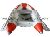 2 Personas bote inflable rígido de aluminio barco de pesca