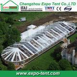 전람을%s 옥외 투명한 지붕 천막