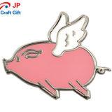 Personnaliser Flying Pig Épinglette de forme pour la vente