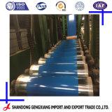 Цинк 40g -275g / Gi / катушки / PPGI оцинкованной стали