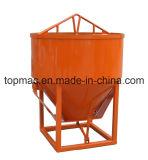 유럽 유형 1000kg/2000kg 수동 구체적인 물통