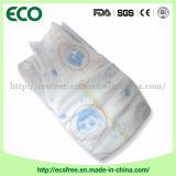 Tecidos descartáveis macios e respiráveis qualidade da classe de uma boa do bebê