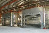 600tons 장식적인 합판을 만들기를 위한 최신 압박 기계