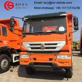 Sinotruk HOWO ЕВРО II 10 колеса 371 HP Dumper погрузчика для продажи
