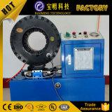 """Exportação directa de controlo eléctrico 4"""" Marcação a mangueira hidráulica da máquina de crimpagem"""