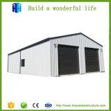 Disegno d'acciaio dell'illustrazione della tettoia del magazzino di servizio One-Stop piccolo